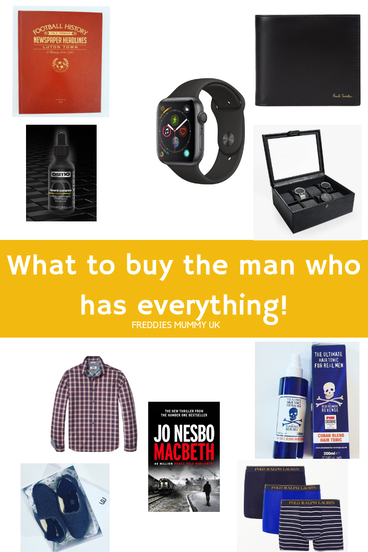 Over 20 Christmas Gift Ideas For Men Who Have Everything