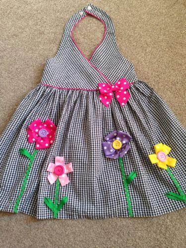 Bonnie-Jean-Halter-neck-Dress-Age-4T   Dresses Bonnie ...