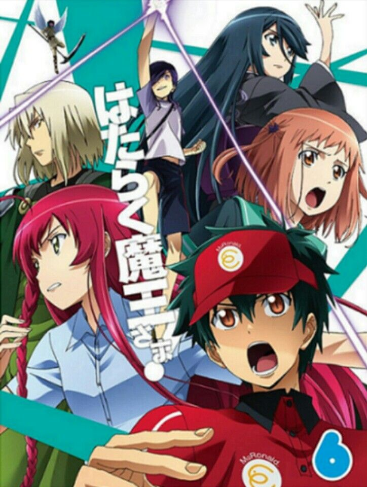 Pin on DEVIL IS A PART TIMER!!!!!