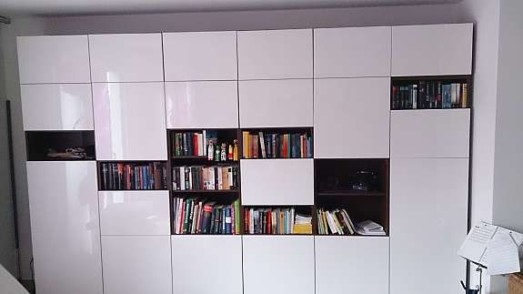 Pin auf Bookshelves