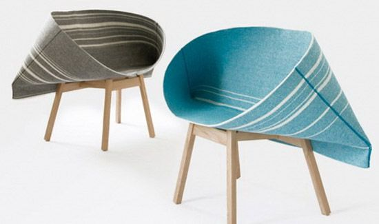 Weird But Fun Chairs Dengan Gambar Mebel