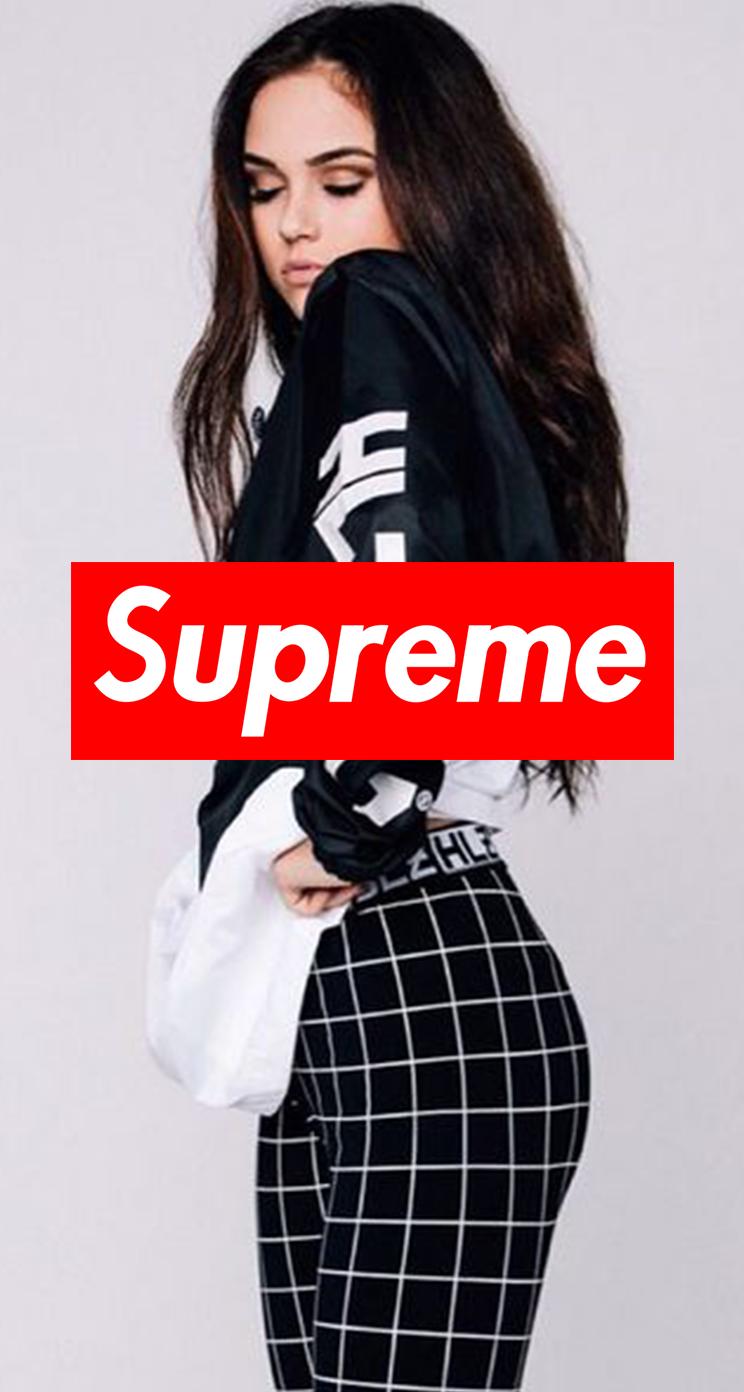 Supreme Wallpaper Girl : supreme, wallpaper, Supreme, Wallpaper, Wallpaper,, Girls,, Iphone