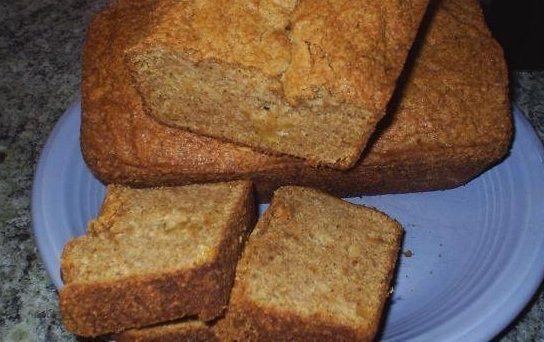 My Sister's Sweet Potato Bread Recipe - Details, Calories, Nutrition Information | RecipeOfHealth.com