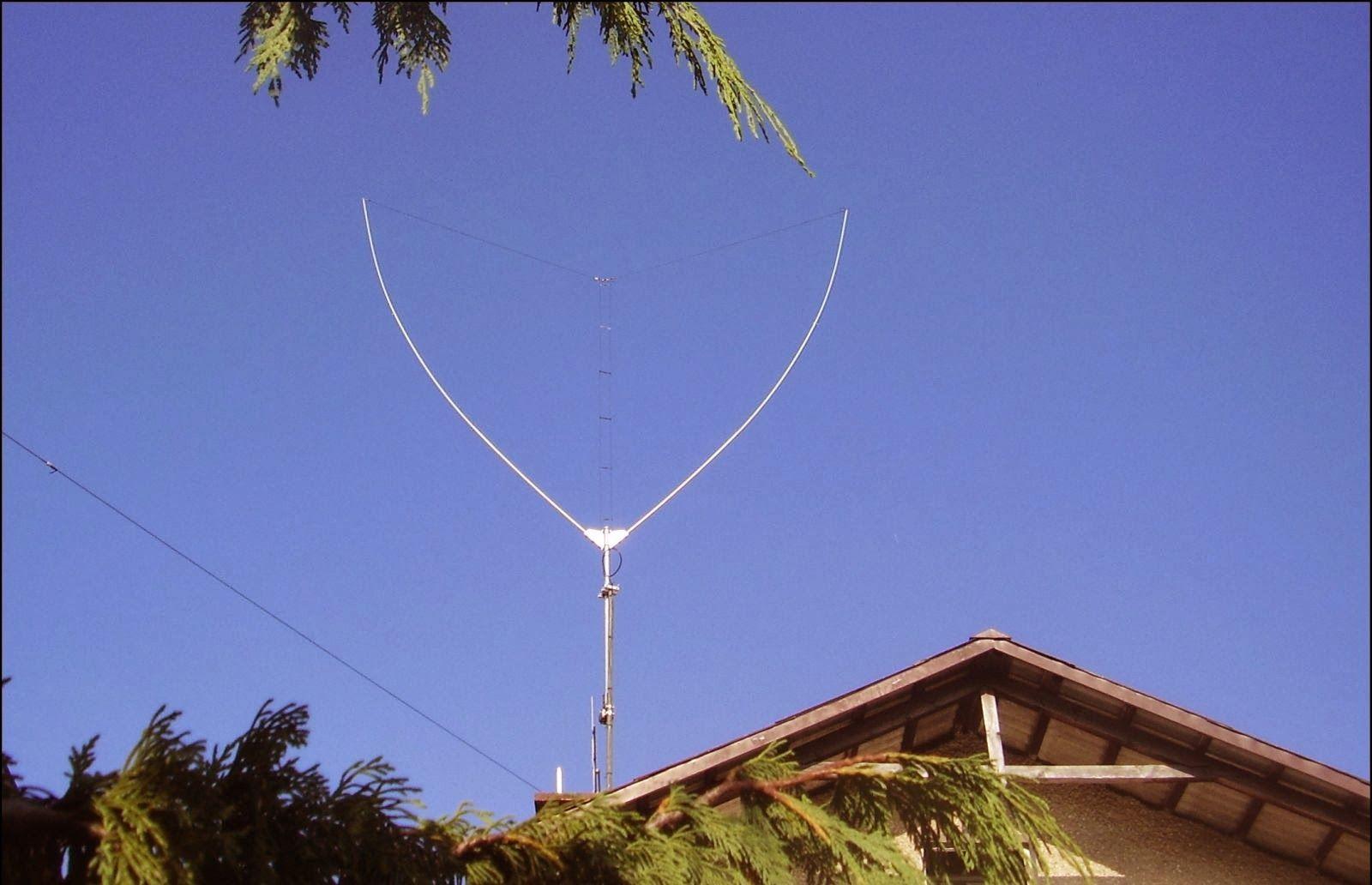 Counting Radios: M0PLK Multiband Delta Loop Antenna