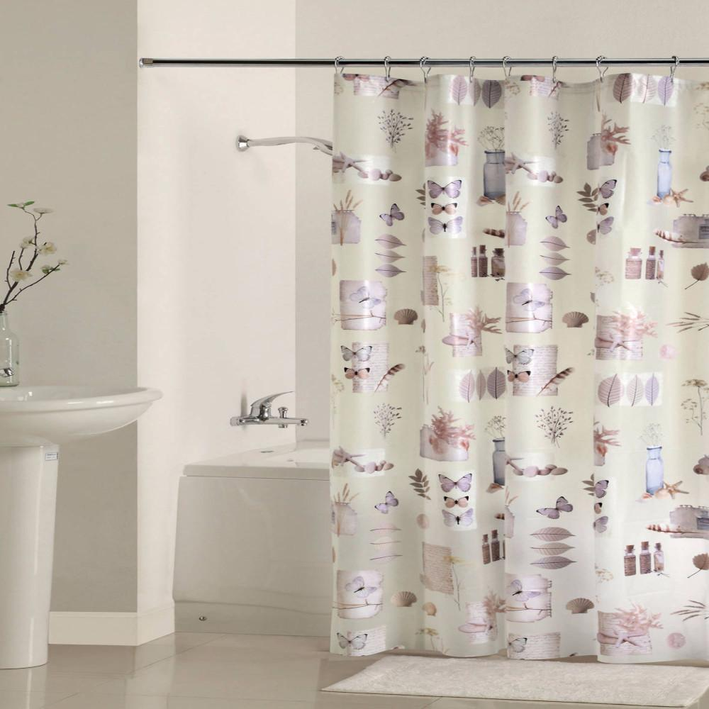 Nature S Moments Vinyl Shower Curtain Products Pinterest