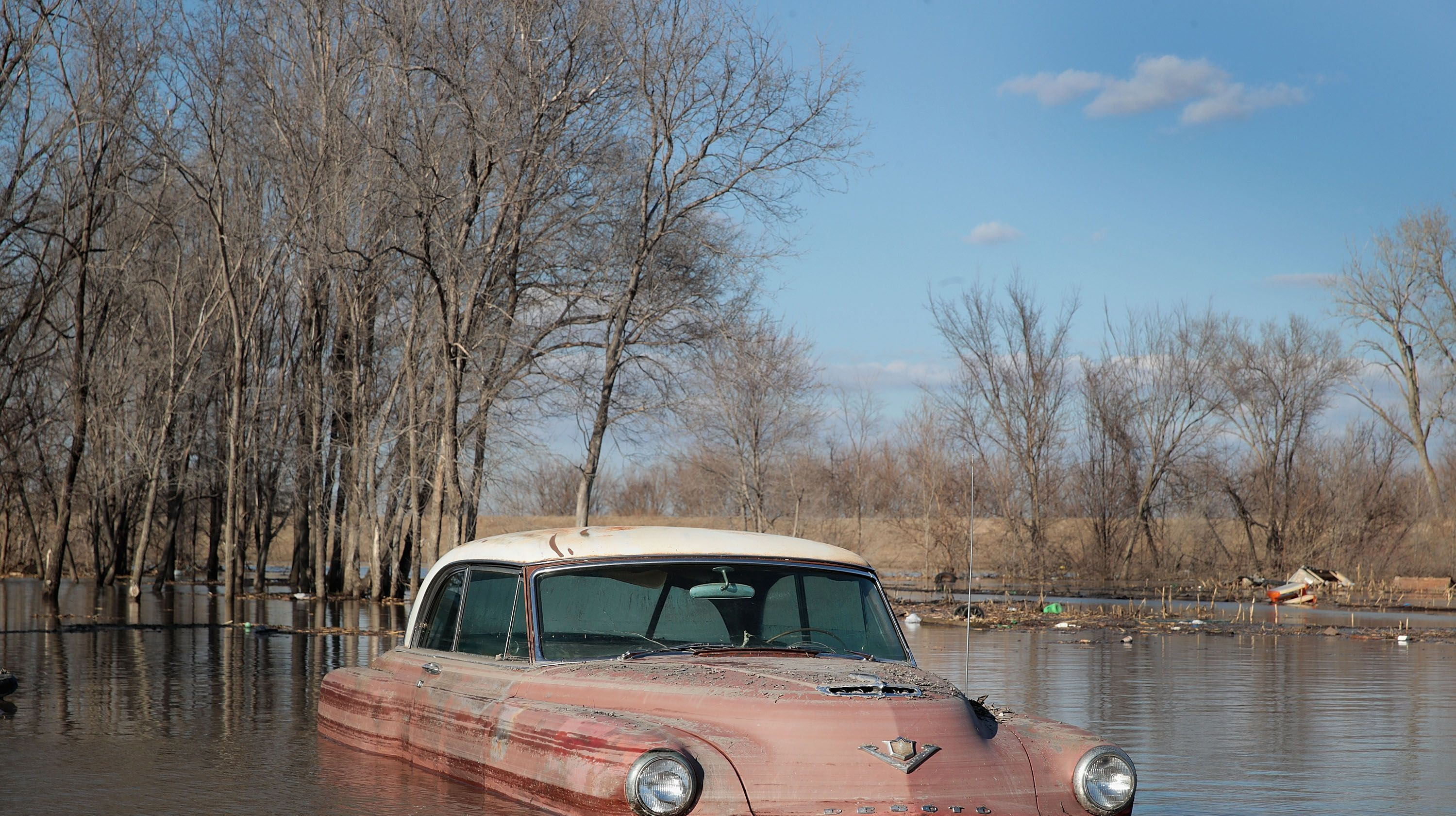 Mayors As Floods Deluge Midwest Towns Where Is National Response