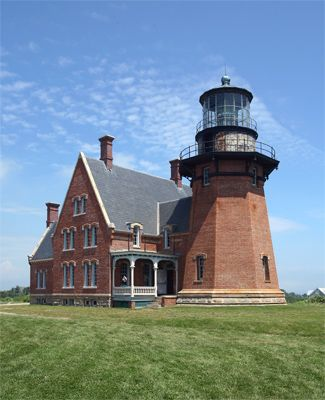 Block Island Southeast Light Entrancing Block_Island_Southeast #lighthouse #rhode_Island  Lighthouses Design Decoration