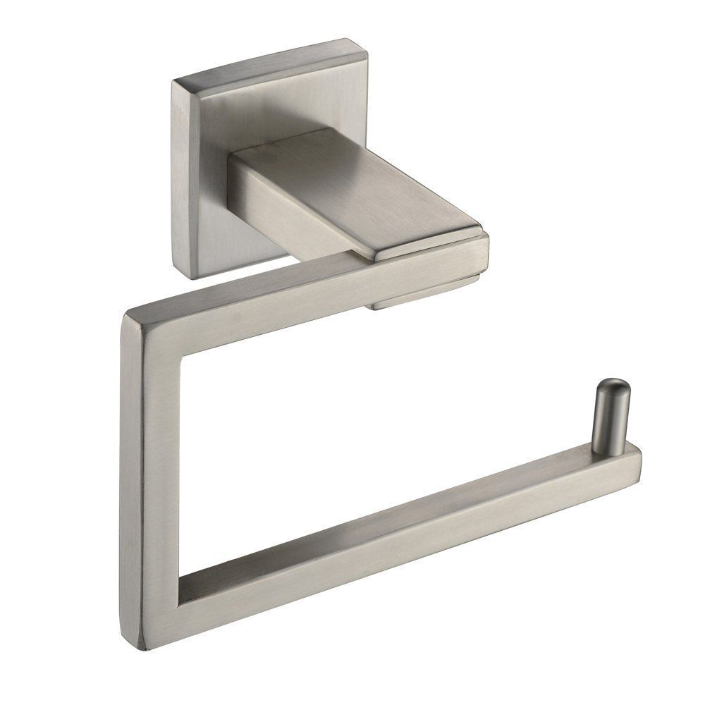 KES SUS Stainless Steel Toilet Paper Holder Storage Rustproof - Bathroom towel bars and toilet paper holders for bathroom decor ideas