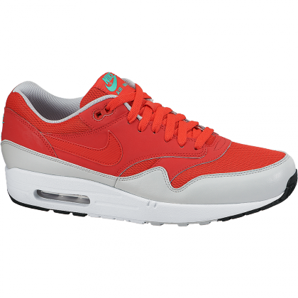 best website 974a7 1646f Air Max 1 Essential in red characterized by a slim silhouette and timeless  design. Ultimate