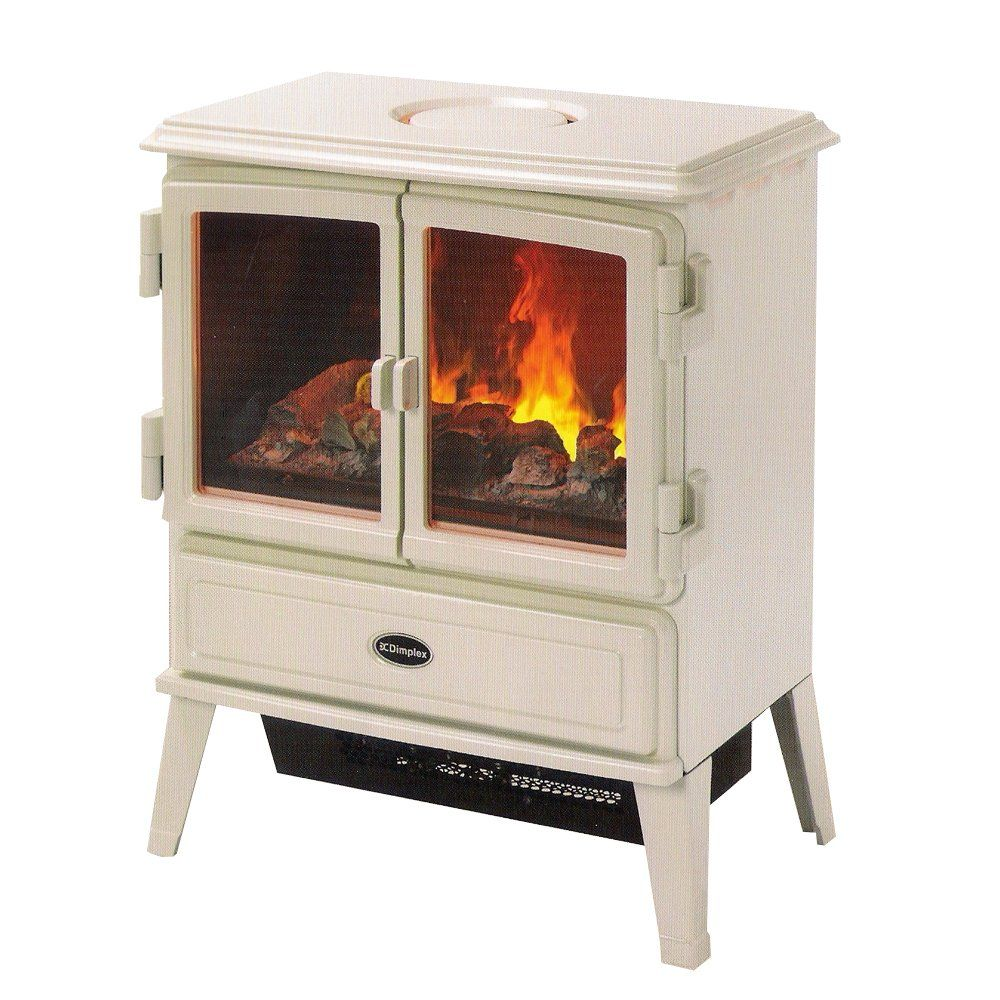 Lovely Dimplex Auberry Opti myst Electric Stove Traditional Electric Stove