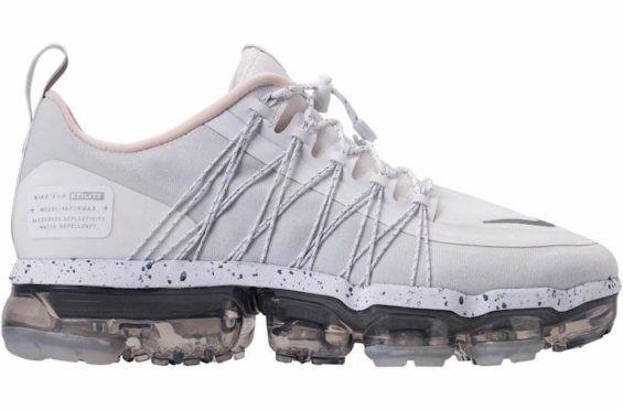 96be8977de75 Release Date  Nike WMNS Air VaporMax Run Utility White Reflect Silver The Air  VaporMax tech