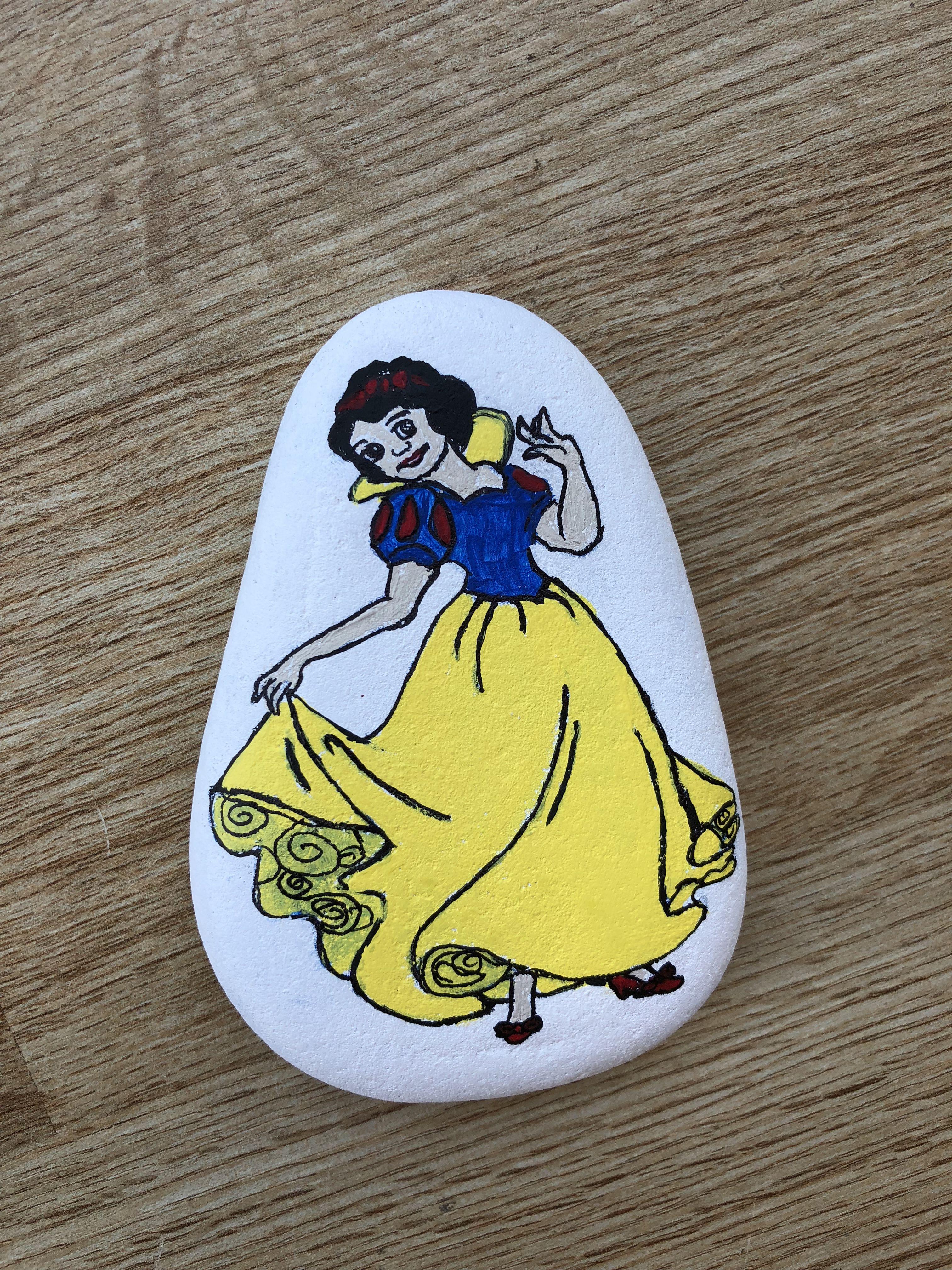 Tasboyama Stonepainting Pamukprenses Prenses Princess