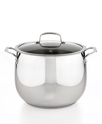 Belgique Stainless Steel 12 Qt  Covered Stockpot | Products