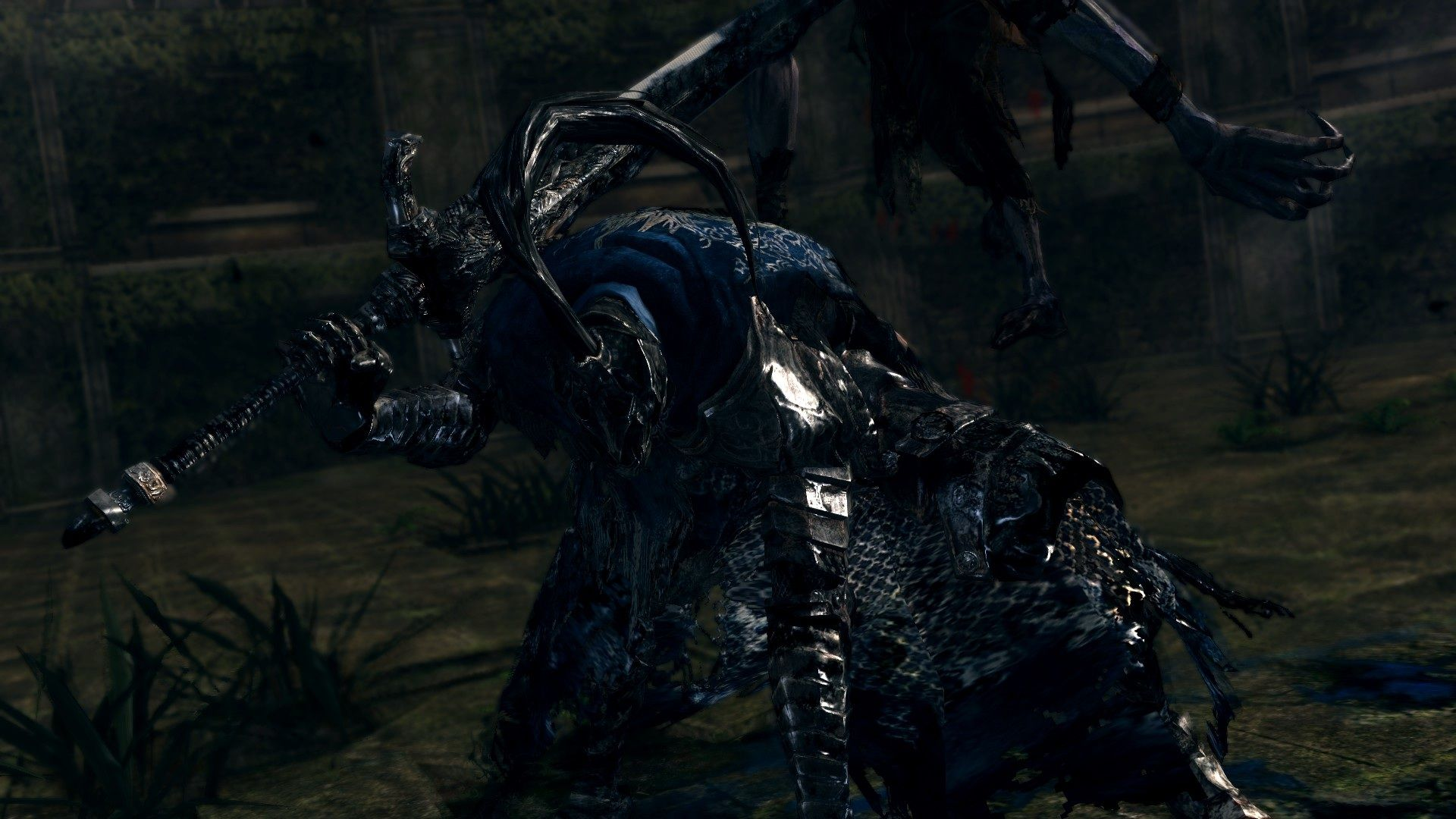 Dark Souls Artorias Of The Abyss Review Like A Black Knight Out Hell