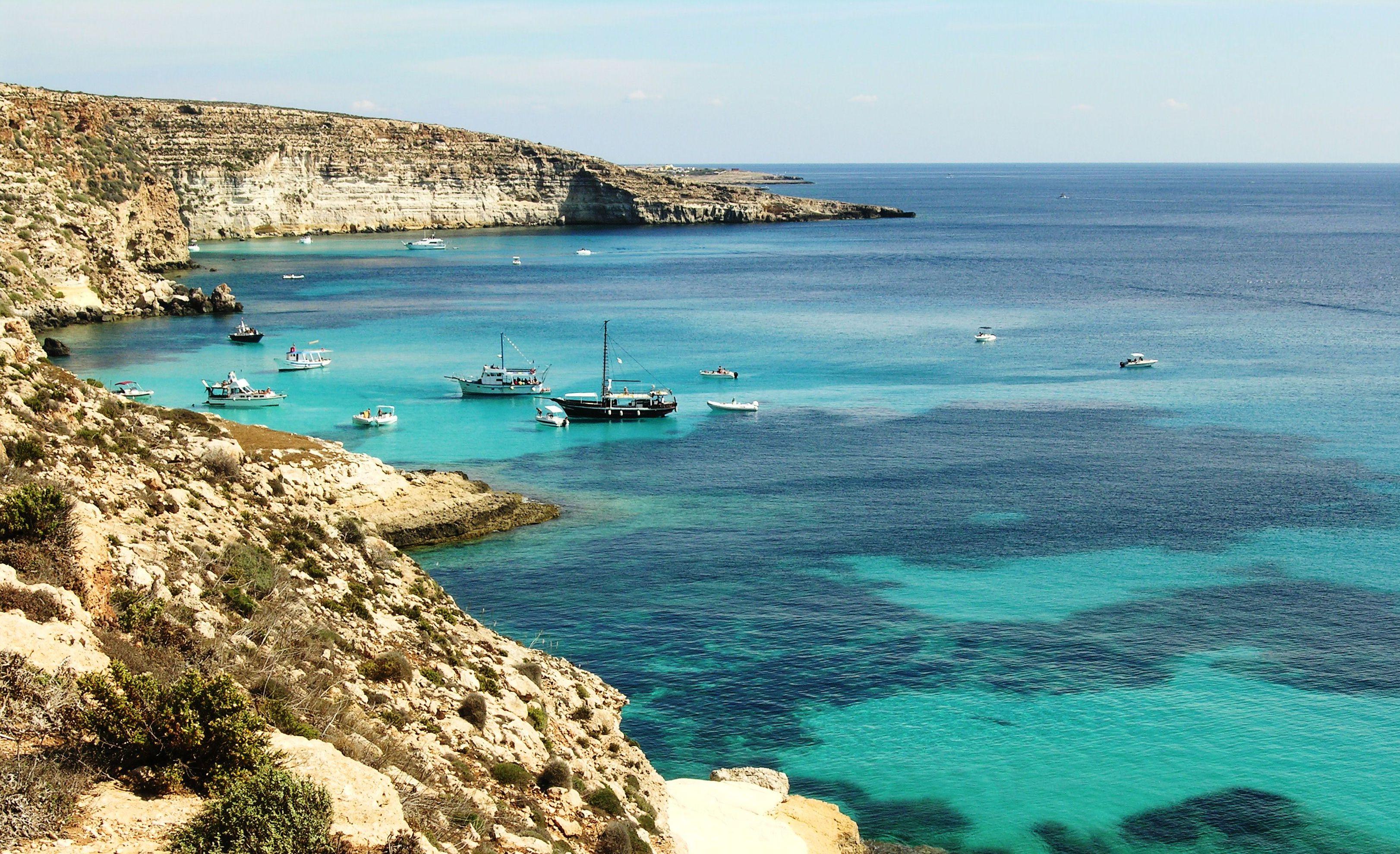 Italy S Treasures The Pelagian Islands Greek Islands Vacation
