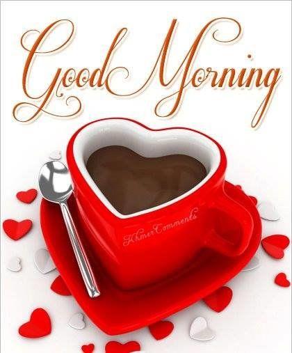Good Morning Love Heart Images : Good morning love heart felt wishes pinterest