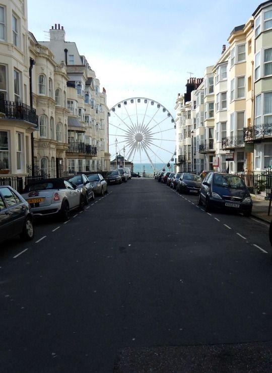 Brighton Sussex England Uk Places To Travel Brighton England Places To Go