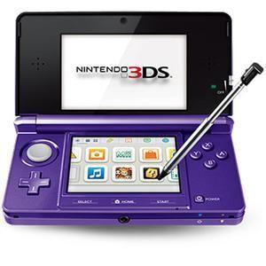 Brand New Nintendo 3DS Midnight Purple