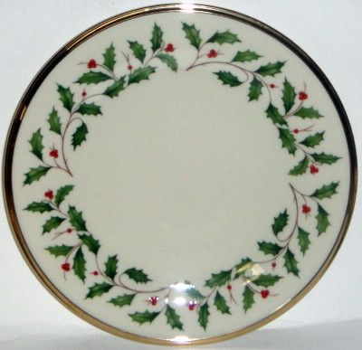 Lenox Holiday China - Most popular Lenox holiday-themed china ...