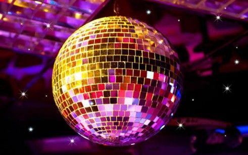 Resultado de imagen de bola d espejos de discoteca