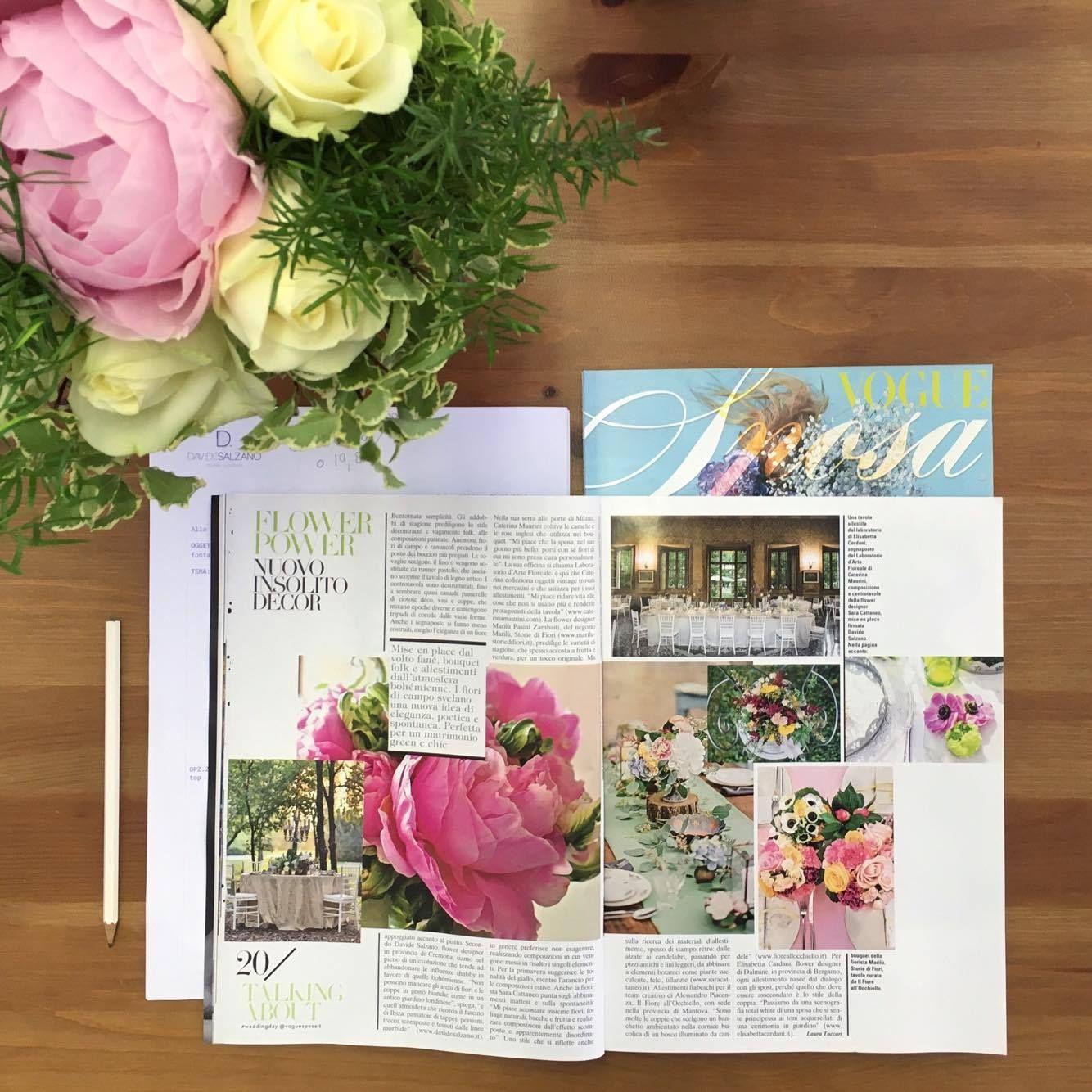 Vogue Sposa Italy - May 2016