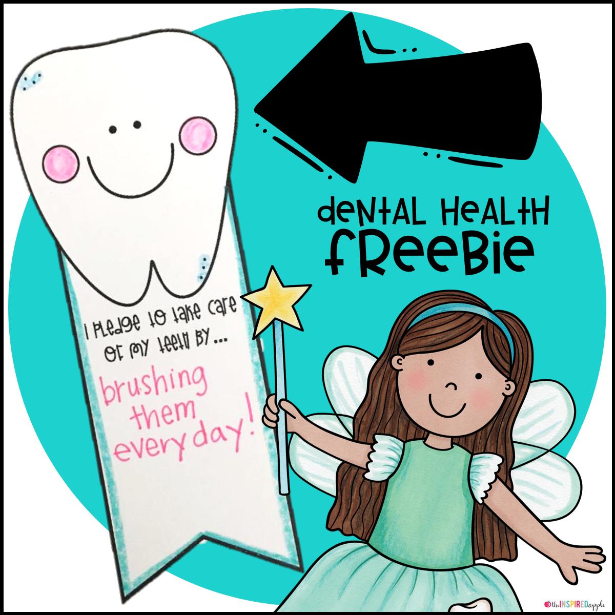 Dental Health Activity And Free Printable
