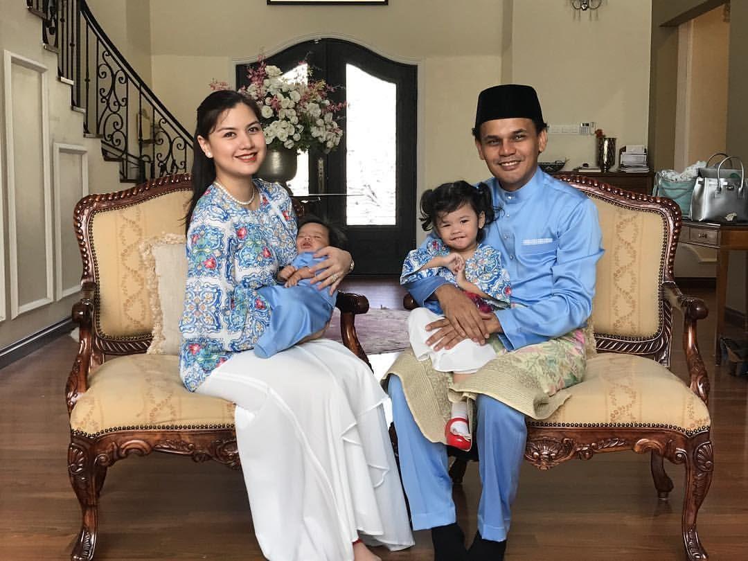 Giliran Anak Lisa Surihani, Yahaira Leanne Jadi Mangsa Mulut Makcik Puaka