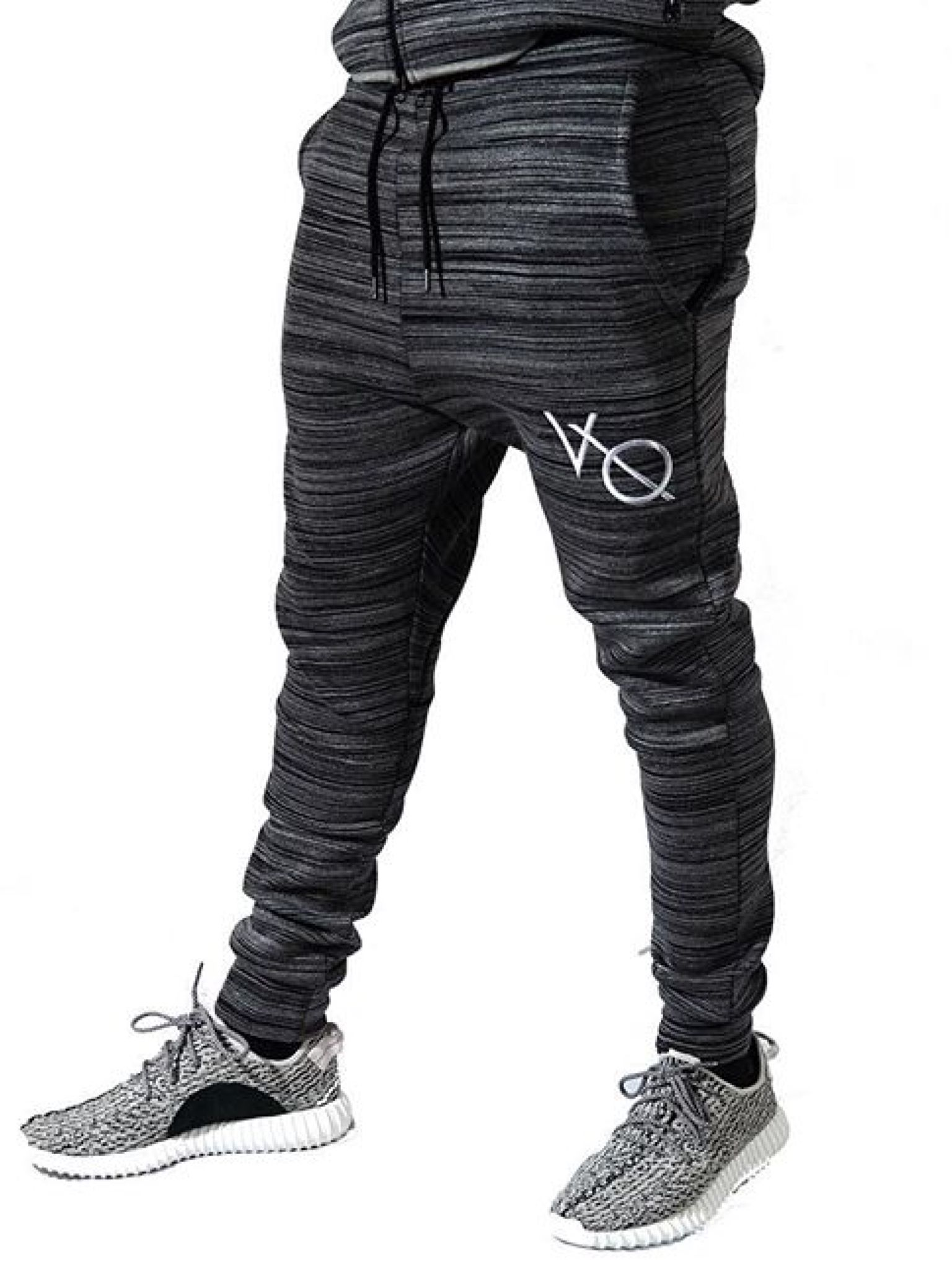 e2bb1ec89 Black Flux Sweatpants www.vqfit.com | Things to wear | Tapered ...