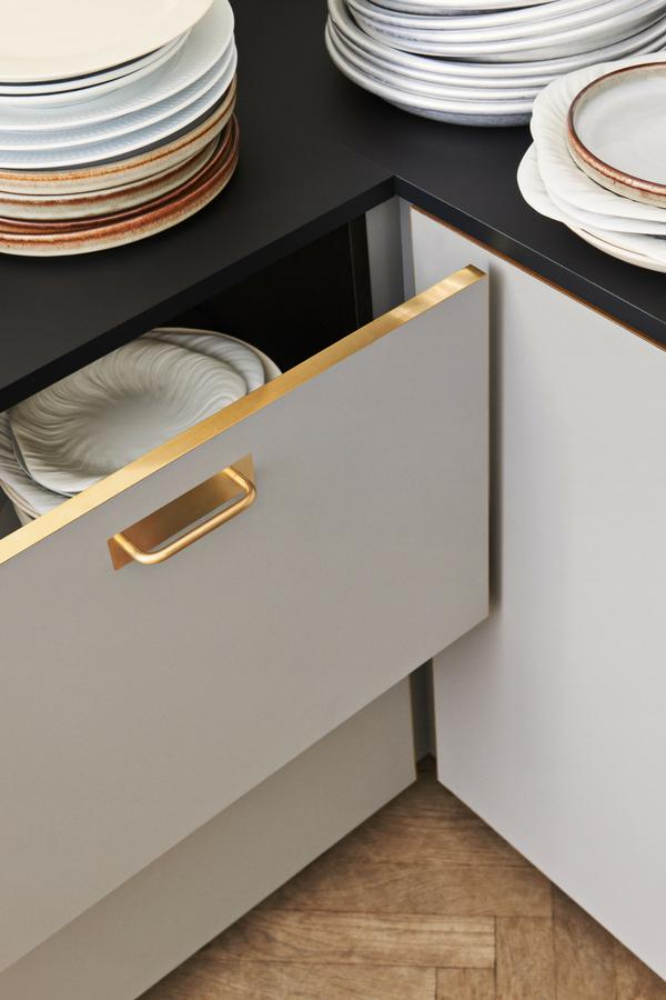 Ikea Hack Küche Reform | Küche Ikea Griffe | Pin By Petra ...