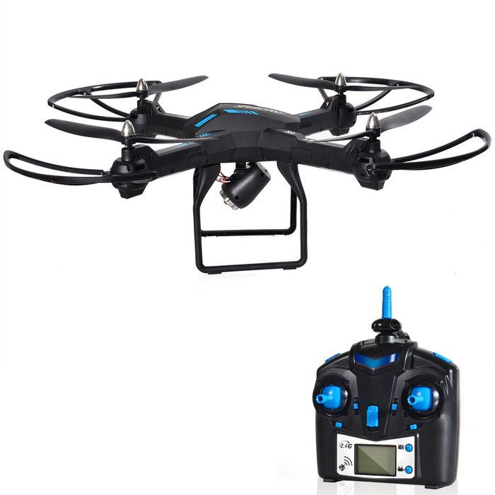 6-Axis Remote Control Aircraft Headless Mode, One Key Return, 360' Flips, Recording Camera. Find the cool gadge