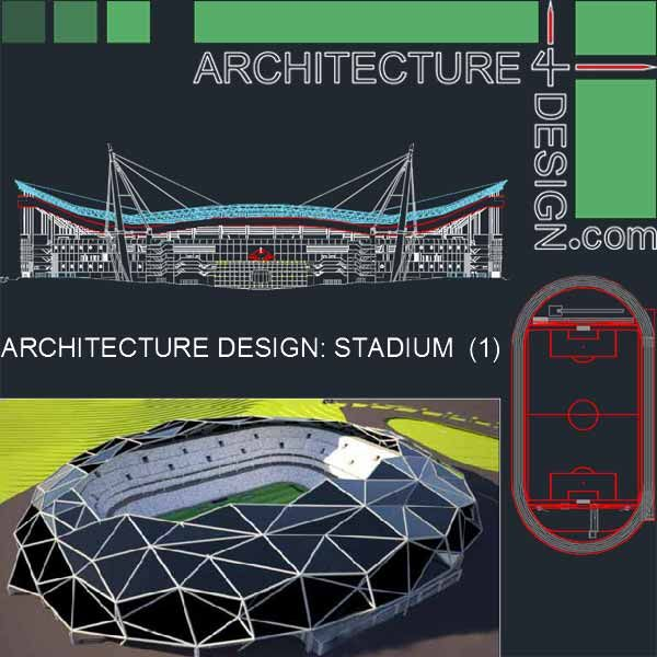 Do Civil Engineers Design Stadiums