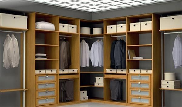 Spazzi Walking Closet Design Glass Walls 3 · Walk In ...