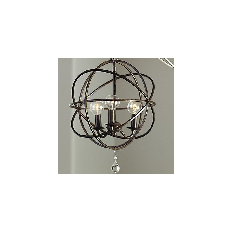 ballard designs petite orb chandelier my bedroom pinterest