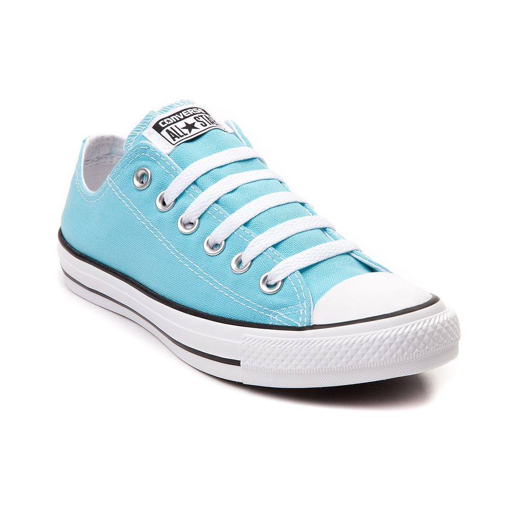 Converse Chuck Taylor All Star Women's Low Top Shoes Sky Blue