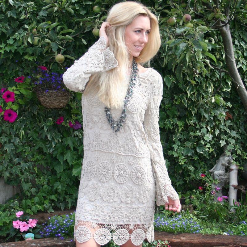 natural-crochet-dress2.jpg (800×800)