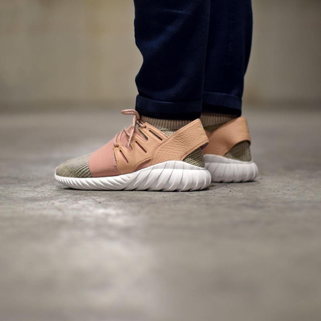 Mens Tubular Doom Sock Primeknit Platypus Shoes NZ