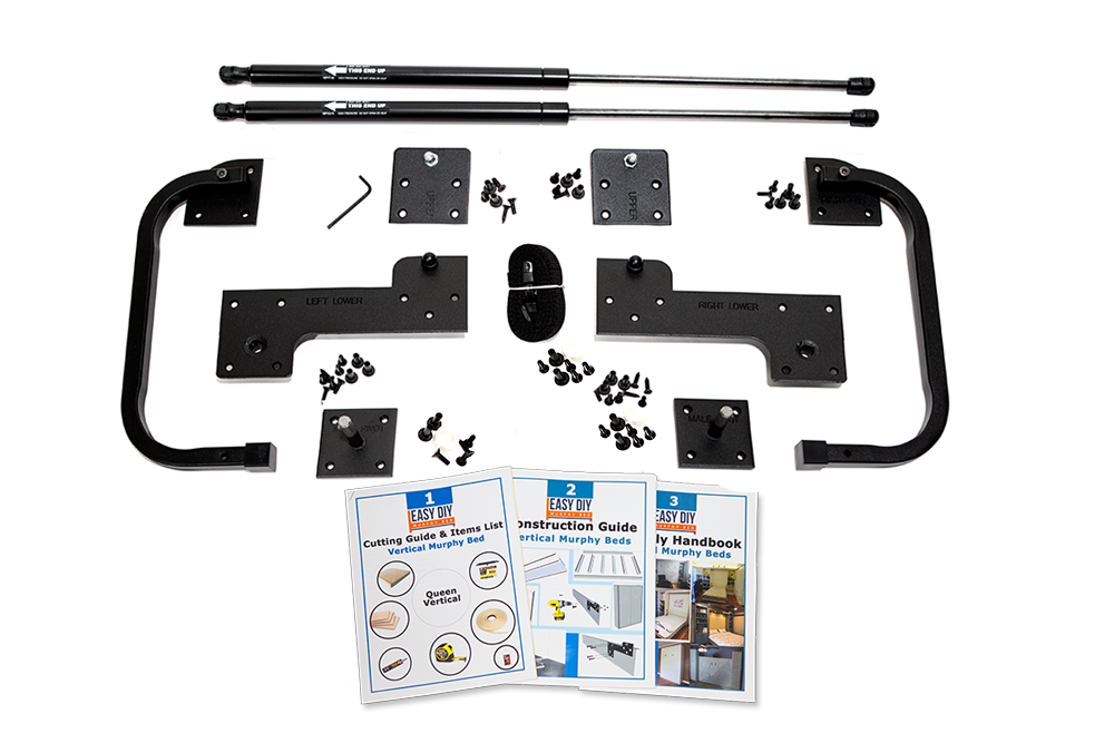 Easy To Build And Setup Murphy Bed Hardware Kit For All Do