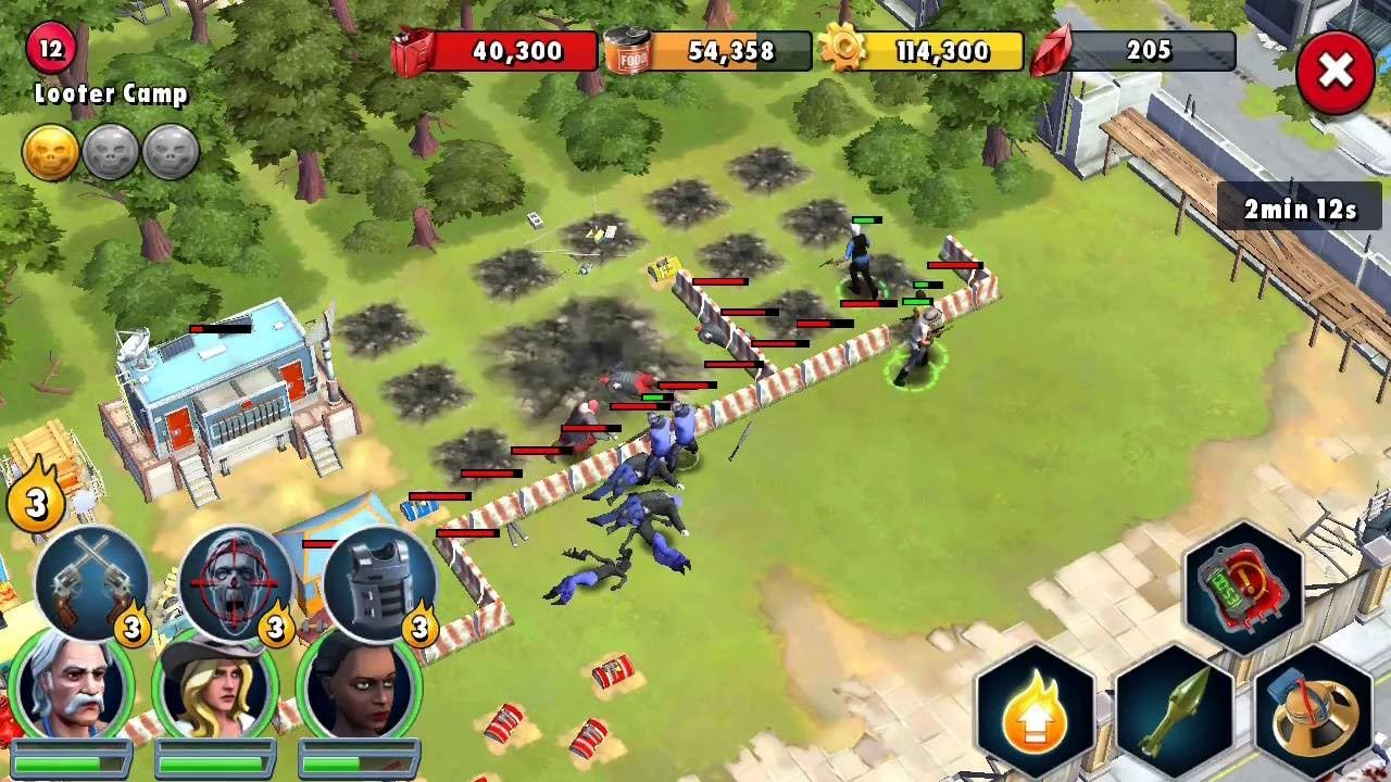 Zombie Anarchy hack unlimited Bloodstone ios android