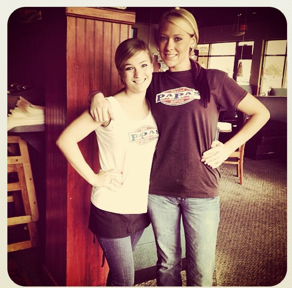 """We have some of the best servers in Savannah! """"Love it"""" to say """"Hi Ya'll""""!"""