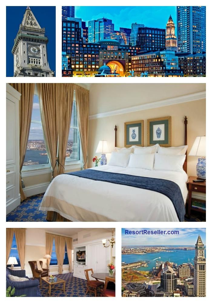 MARRIOTT'S CUSTOM HOUSE is a towering historic Boston landmark. Tour famous  sites, then return to the comfort of home… | Custom homes, Marriott  vacation club, House
