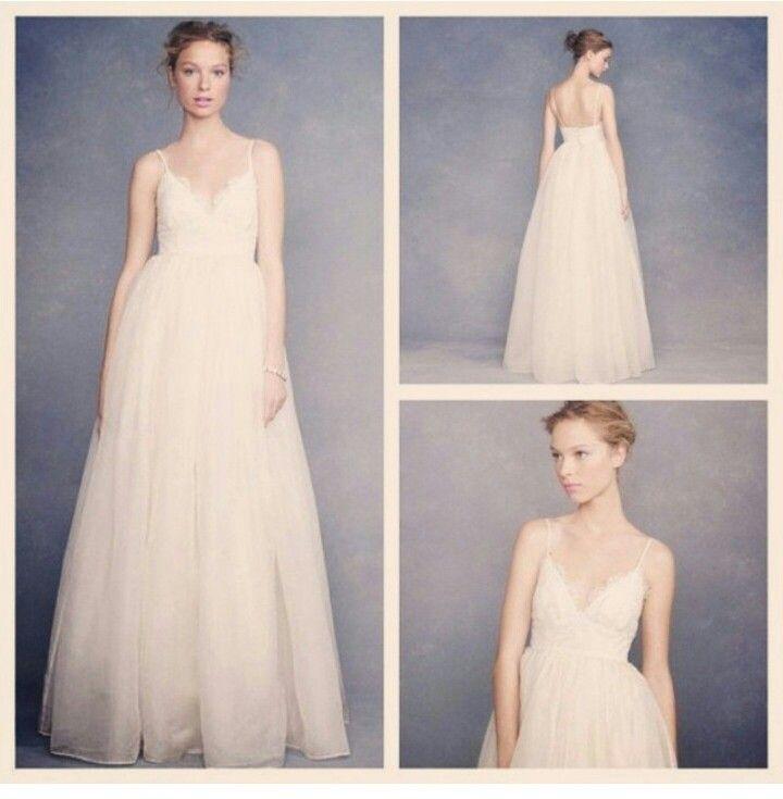 Jcrew wedding dress | Wedding Dresses | Pinterest | Wedding dress ...
