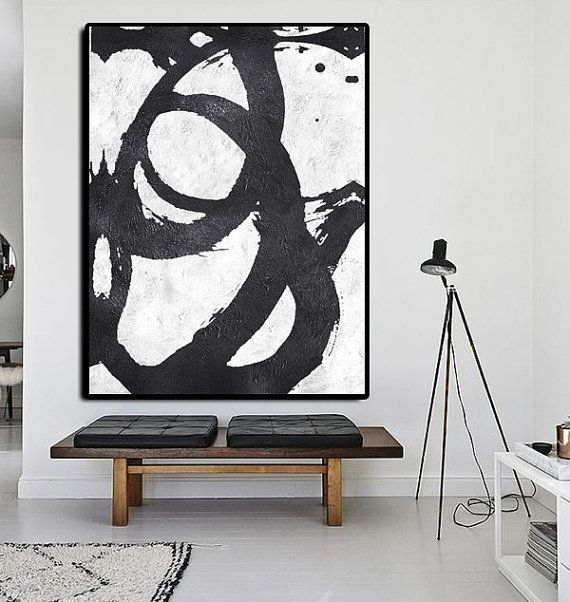 Extra Large Abstract Painting On Canvas Textured Por Celineziangart Abstract Art Painting Art Modern Art Abstract