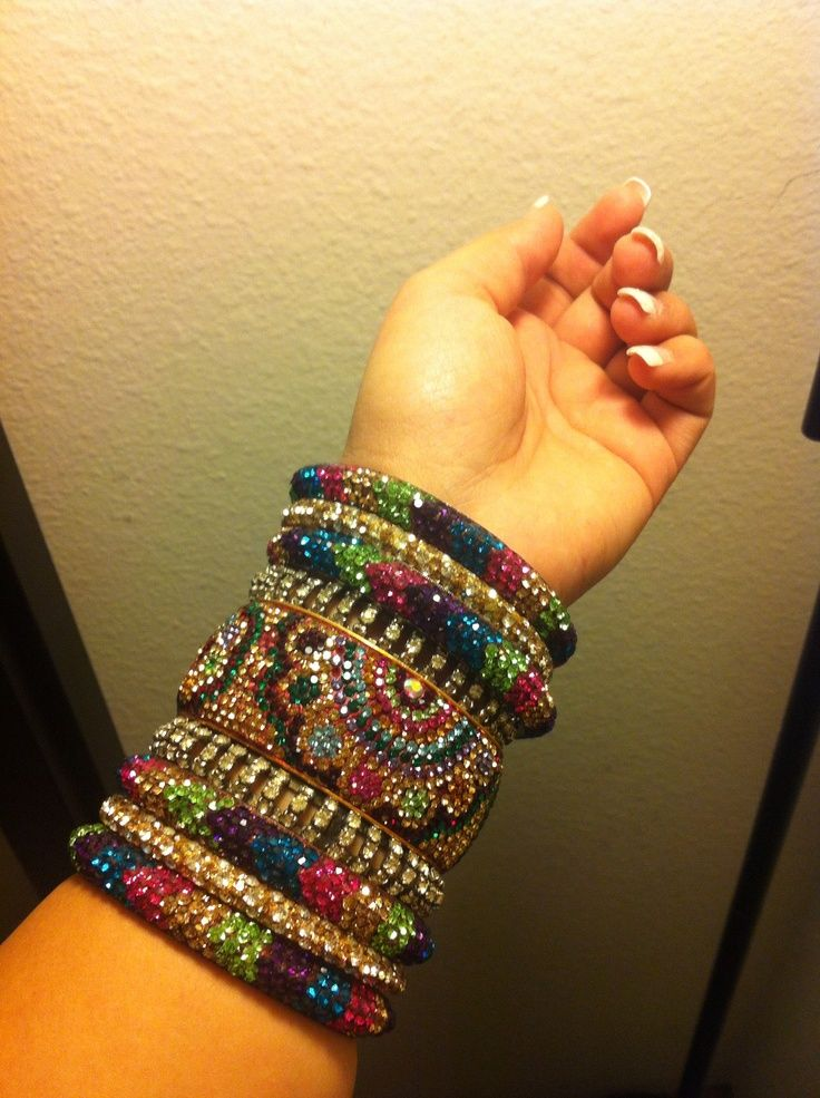 I need it :-) | Jewellery/Watches | Pinterest | Bangle, Indian ...