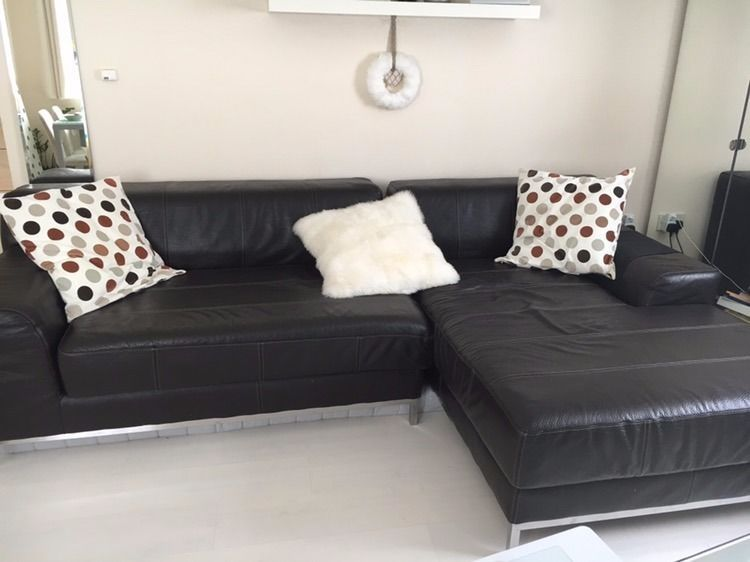 Ikea Schwarz Leder Sofa Wir Hochgeladen Dieser Beitrag