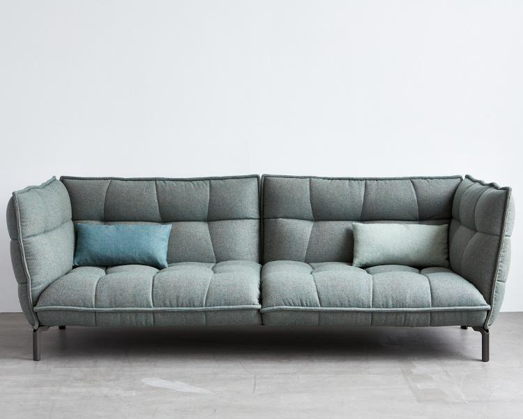 husk sofa by b b italia master meubel design meubelen en rh pinterest com