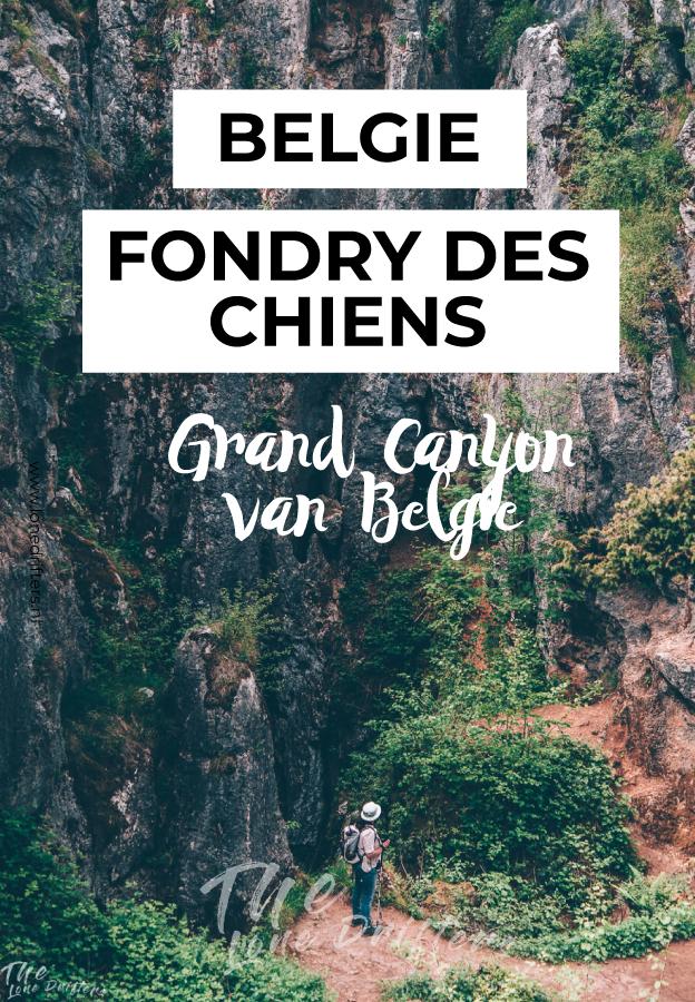 Lone Drifters | 3X Outdoor in Wallonië, België: va