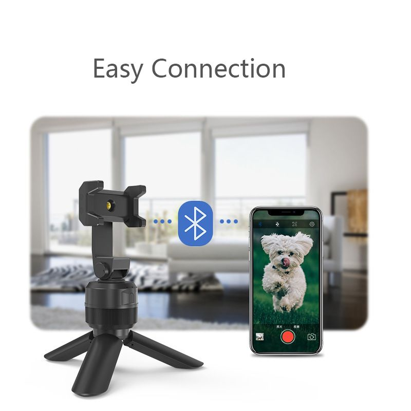 iPhone 12 Pro Max 360° Object Tracking Holder Selfie Stick