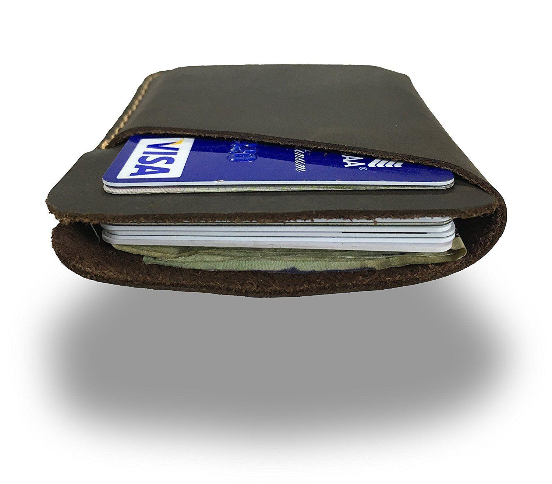 slim wallet card sleevemodern carry  magnum card