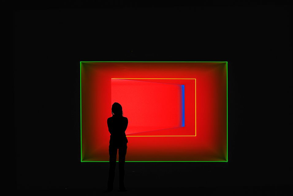 Houghton Hall in Norfolk to become James Turrell light work for major show opening in June