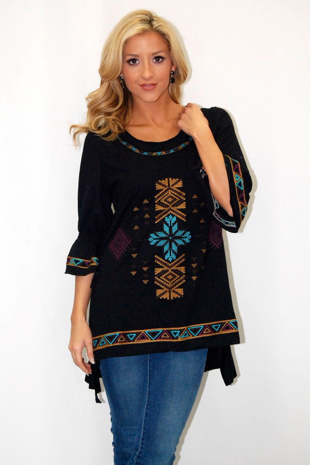 f52ccfae4 New Urban Mango blouse ....look at the embroidery details of this ...